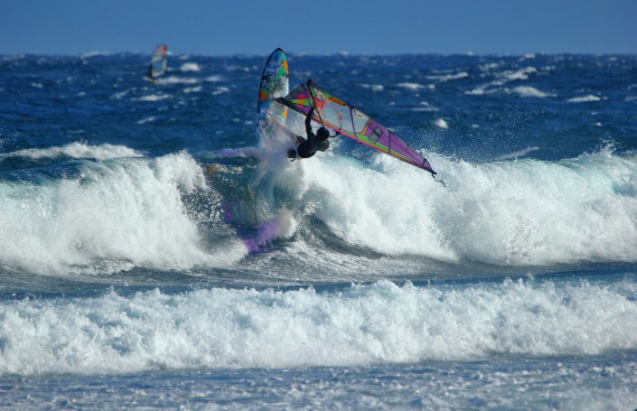 Windsurf in El Medano