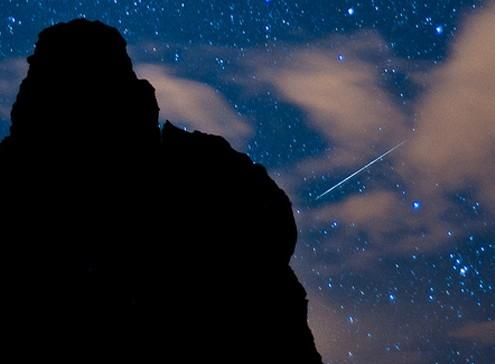 Stars nigth El Medano